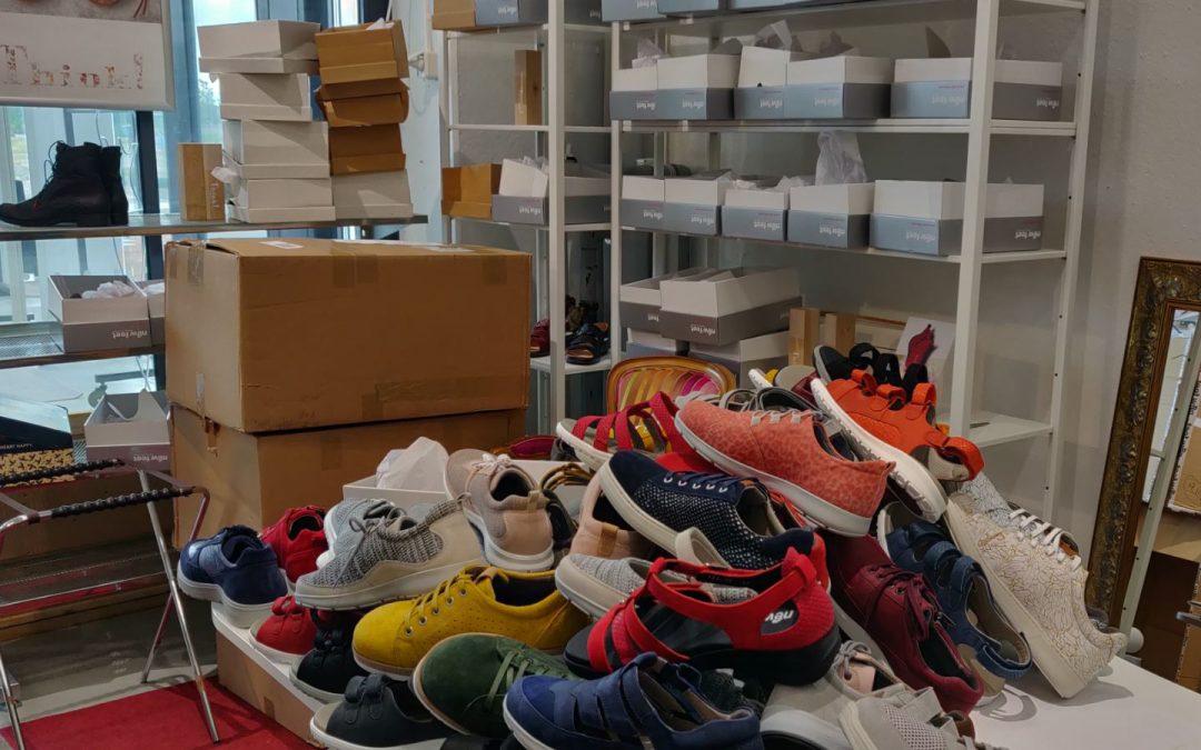 Kesän 2020 New Feet -mallit saapuivat Suomeen