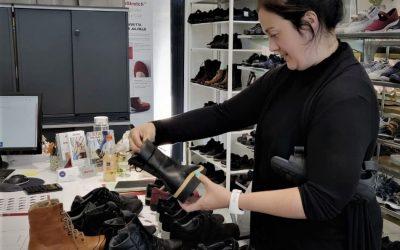 Vantaan Kivistö saa oman terveysmyymälän syyskuussa – Sannan kauppaan tulee New Feet- ja Think-kenkiä myös pienille ja isoille jaloille