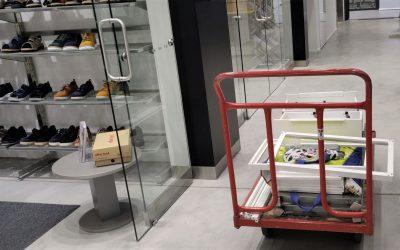 Zigentti muutti uusiin tiloihin Vantaan Fashion Centerissä