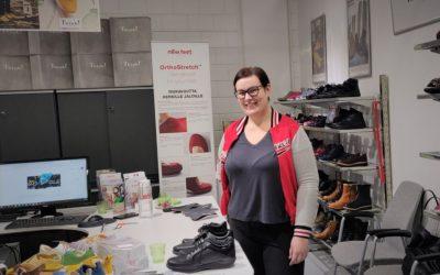 Jalkaklinikka.com Orimattilassa on Lahden alueen ensimmäinen New Feet -jälleenmyyjä