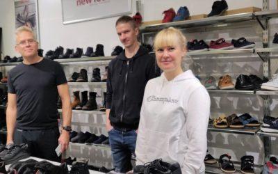Askelma aloittaa uutena New Feet-jälleenmyyjänä Helsingin Malmilla